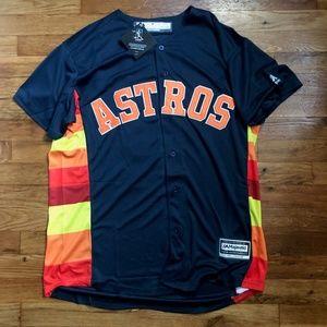 Alex Bregman Houston Astros Majestic Jersey NEW